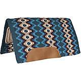 Mustang Mohair Navajo Blanket Wool Bottom Pad Tur
