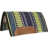 Mustang Canyon Navajo Blanket Top Wool Pad