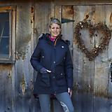 Shires Ladies Arlington Long Jacket