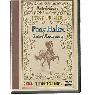 Ozark SIM Pony Primeer Halter DVD