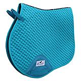 Professionals Choice VenTech Jump Saddle Pad Turqu