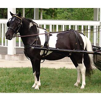 CDE Mini/Pony Formal Driving Harness
