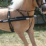 Millers Harness Mini/Pony Show Martingale Chrome