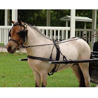Ozark Mini/Pony Show Headstall