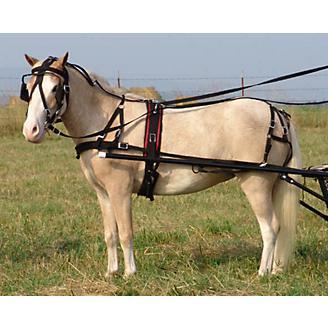 Ozark Mini/Pony Nylon Driving Harness