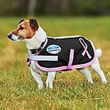 WeatherBeeta 1200D Dog Parka Breast Cancer