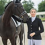 FITS New Zephyr Mesh Dressage Show Coat