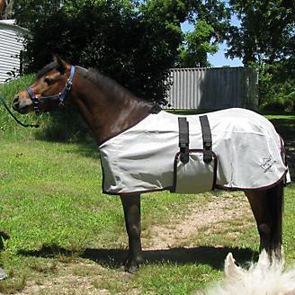Ozark Mini/Pony Lt Wt Fly Sheet