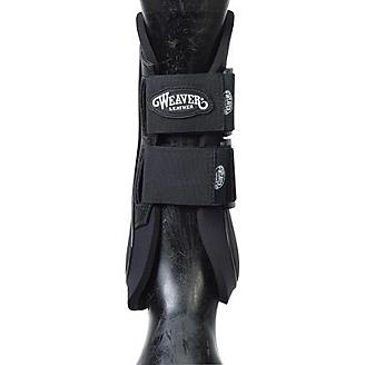 Weaver Leather Open Front Hard Shell Boots