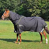 Shires StormCheeta 300G Blanket and Neck 69 Black