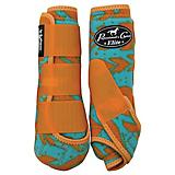 Pro Choice VenTECH Elite Front Boots Lrg Arrow