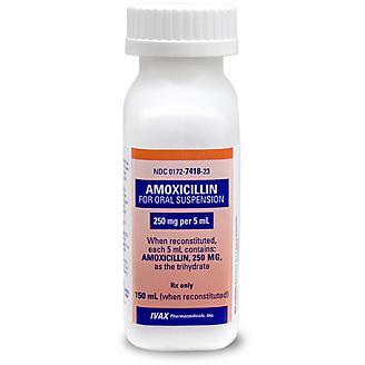 Amoxicillin Oral 250mg Suspension 150ml