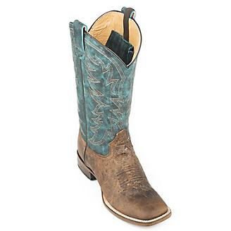 22b640c6a7e Roper Ladies Sidewinder Conceal Carry Boots