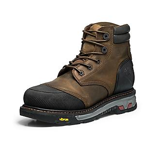 JOW Mens Warhawk 6in Lacer WP Comp Toe Work Boot