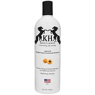 Knotty Horse Apricot Oil Conditioning Shampoo