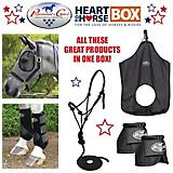 Professionals Choice Boot Up Heart to Horse Box