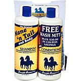 Mane N Tail Combo Pack with Free Wash Mitt