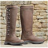 Dublin Ladies Pinnacle Boots II 10.5 Chocolate
