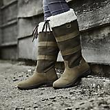 Dublin Ladies Eskimo Chocolate Boots II
