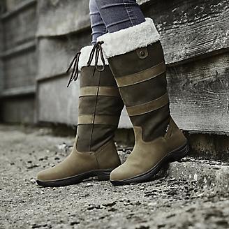 Dublin Ladies Eskimo Boot II Dark Brown Boots