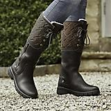 Dublin Ladies Teddington Chocolate Boots