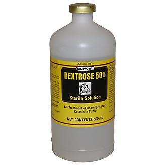 Durvet Dextrose 50 Percent for Cattle