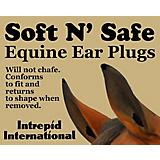 Soft N Safe Equine Ear Plugs