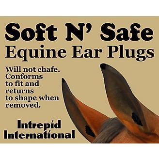 Soft N Safe Equine Ear Plugs