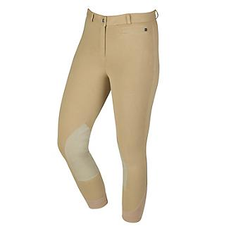 Dublin Momentum Supa-Fit Suede Knee Patch