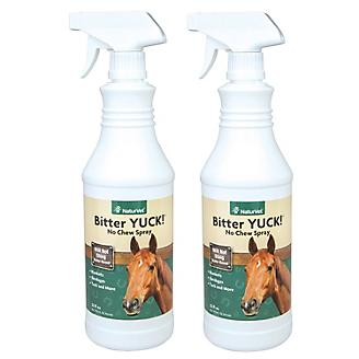 NaturVet Bitter YUCK No Chew Spray Twin Pack