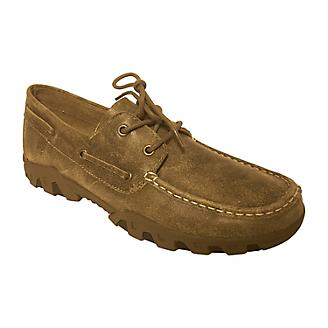 Ferrini Mens Mocha Loafers