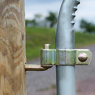 Powerfields Gate Hinge Kit 1 5/8-1 3/4 Round Tube