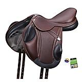 Bates Advanta TEST RIDE Saddle Seat Size 17