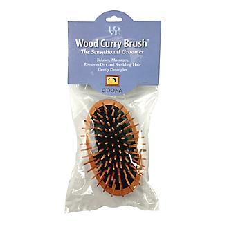 Epona Wood Curry Love Brush