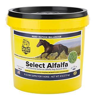 Select the Best Select Alfalfa