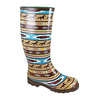 Smoky Mountain Ladies Riverbend Rubber Boots