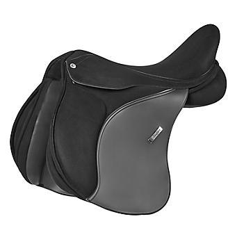 Collegiate Houghton Black All Purpose Saddle