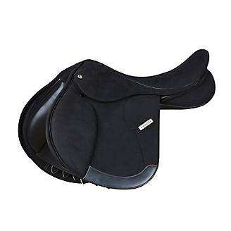 Collegiate Warwick Black Close Contact Saddle
