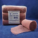 Brown Gauze Bandage 3in x 5yd Roll 12-Pack