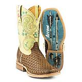 Tin Haul Ladies Plume Boots