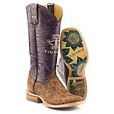 Tin Haul Ladies Paisley Rain Boots