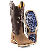 Tin Haul Mens Rough Hewn Boots