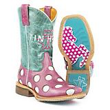 Tin Haul Kids Little Miss Dotty Boots