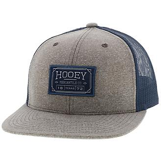 competitive price ac6f4 10345 Hooey Doc Tan Blue Snapback Hat