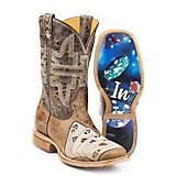 Tin Haul Mens High Roller Boots