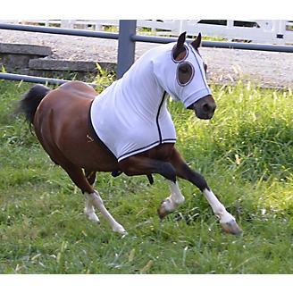 Ozark Mini/Pony Power Net Hood w/Zipper