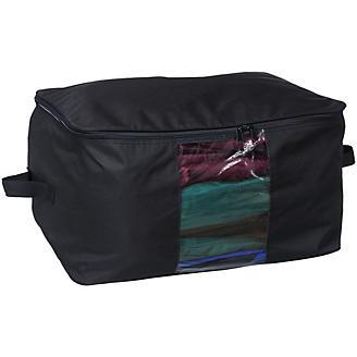 Tough1 Clear Panel Large Storage Bag