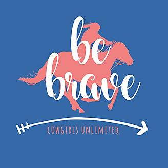Be Brave Pullover Hoodie