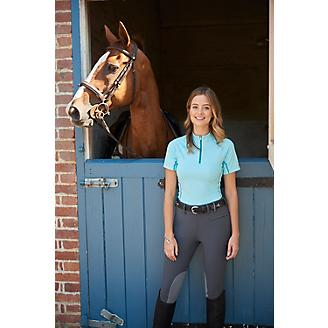 Noble Equestrian Ashley S/S Shirt