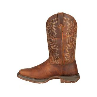Rebel Durango Mens Steel Pull-On Boots